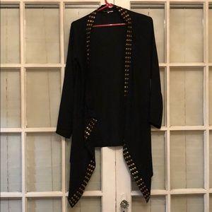 Long sleeve lightweight jacket